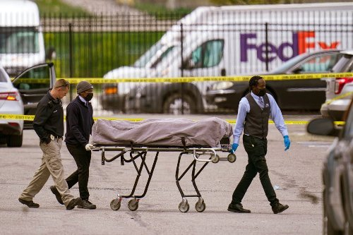 8 killed in shooting at FedEx facility in Indianapolis