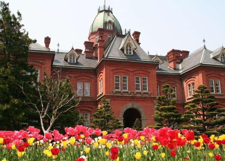 Quick Trips in Hokkaido, Japan