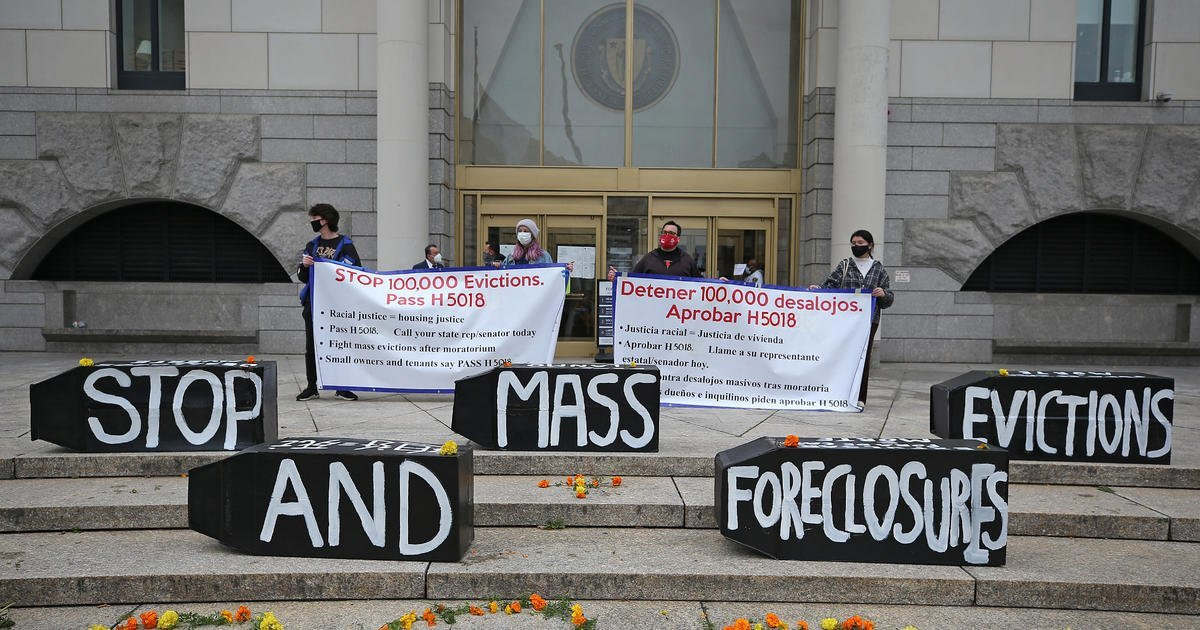 Millions of households face foreclosure or eviction with moratorium ending