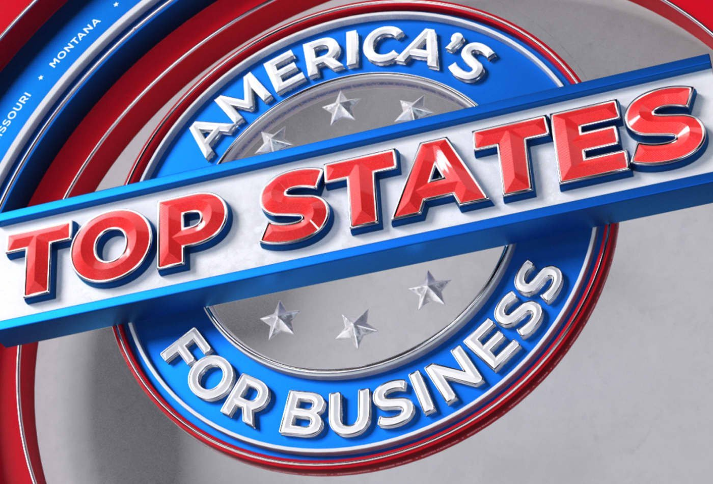 The Top States for Business 2021