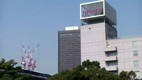 Toshiba unit hit by DarkSide ransomware attack
