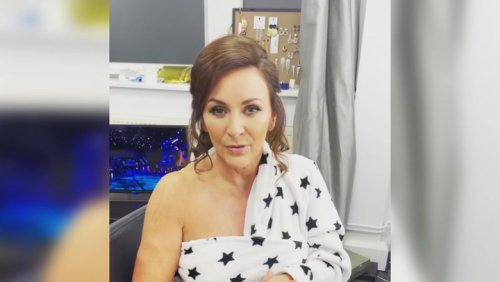 Shirley Ballas tells fans she's seeing doctor after they spot 'lump' in armpit