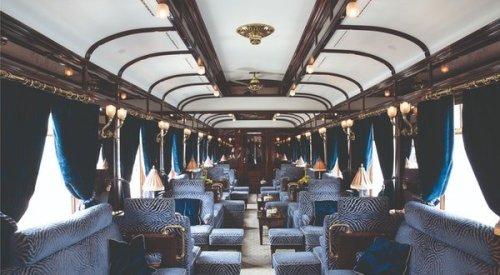 Unforgettable Luxury Train Experiences