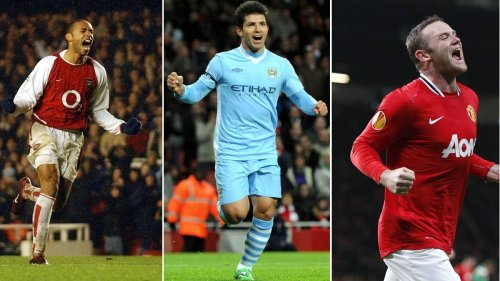 The 10 Best Strikers In Premier League History, Ranked