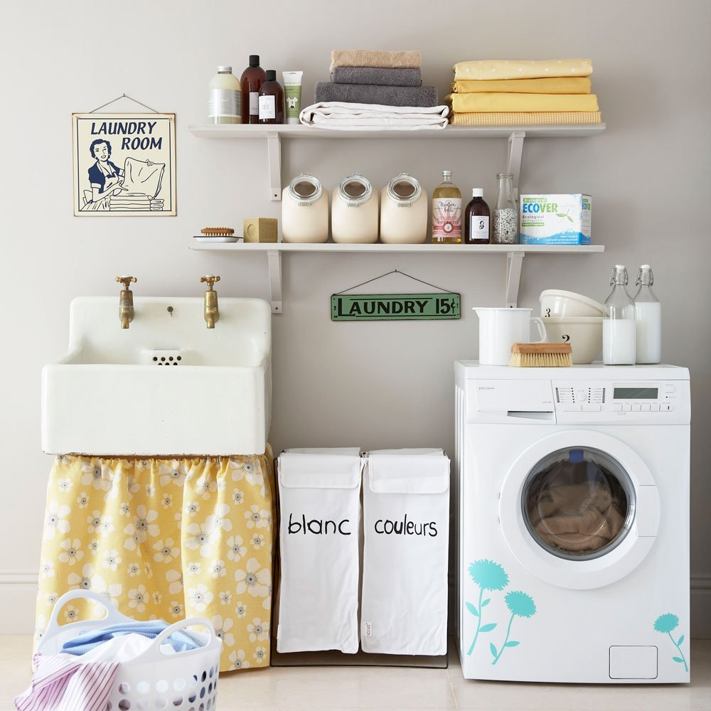 Here's how to make your dream utility room
