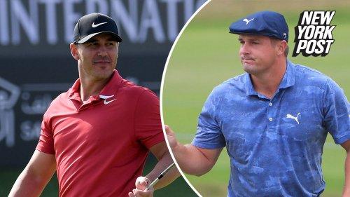 Brooks Koepka is so sick of Bryson DeChambeau's 'bulls–t' in leaked PGA interview