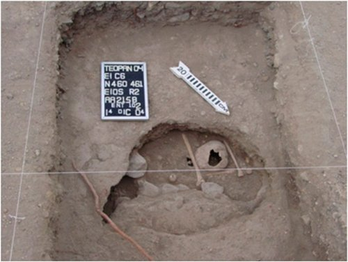Infant Burials And Decapitated Men In Ancient Teotihuacan Neighborhood Reveal Diverse Origins