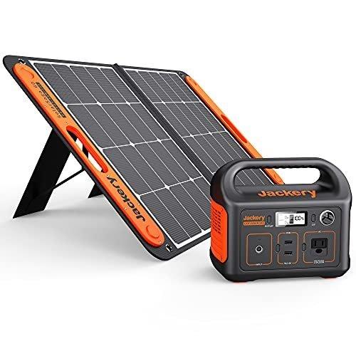 Solar generator & portable power station