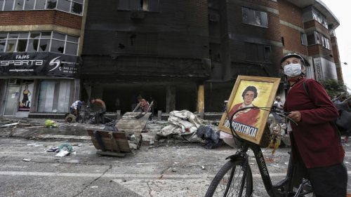 19 Killed, Dozen Missing After Colombia Protests