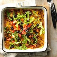 Discover taco salad