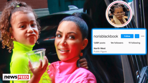 Kim Kardashian SOLVES 'Nori's Black Book' Instagram Mystery!
