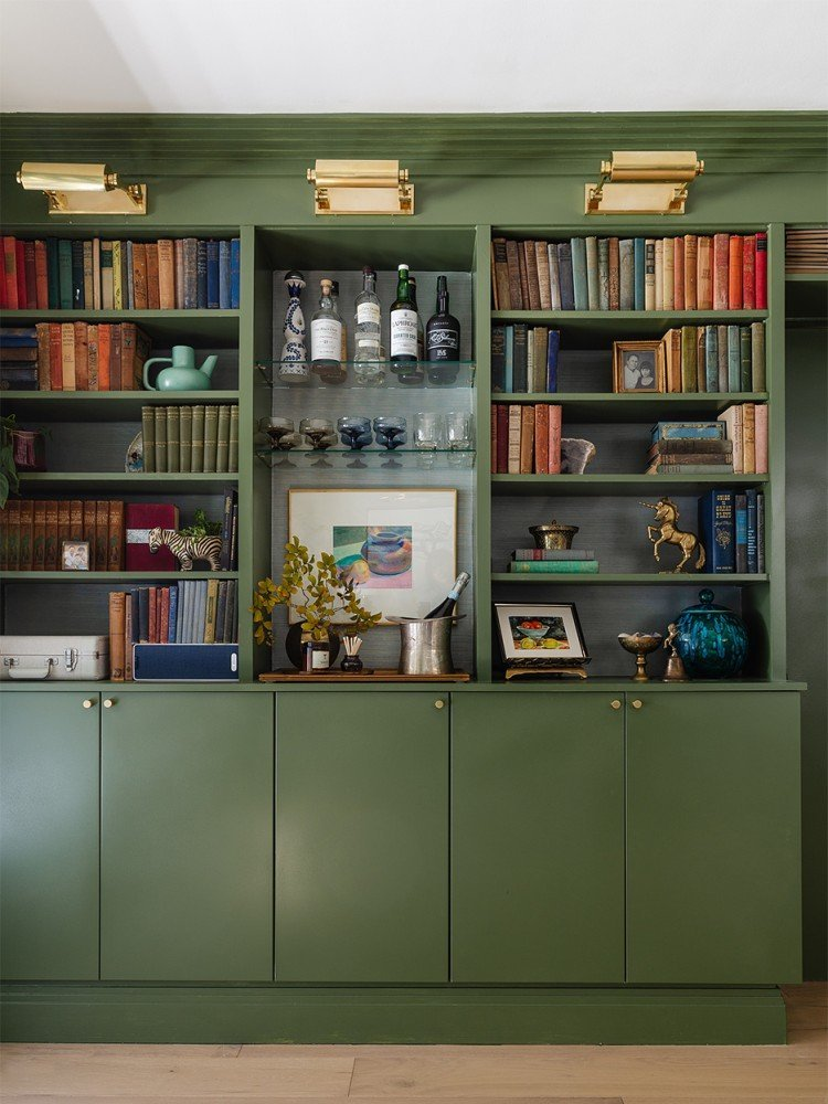 The dos and dont's of painting IKEA's Billy and Sektion bookcases