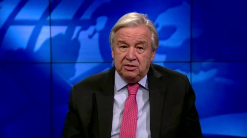 White supremacy is a 'transnational threat': UN chief