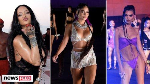 Rihanna's Savage X Fenty Show CRITICIZED Over Non-Black Women Wearing Braids