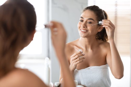Magazine - Facial Care And Skin Allergies