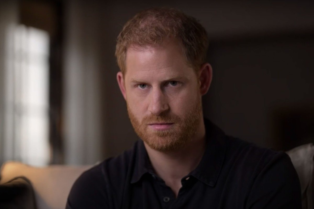 Prince Harry discusses traumatic upbringing and personal struggles with Oprah