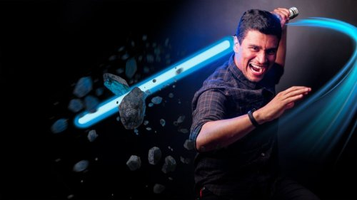 What If Lightsabers Were Real?
