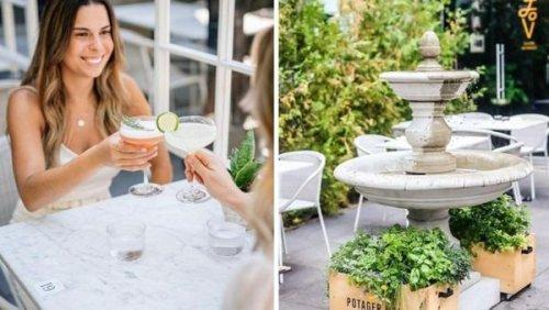 Ce resto de Laval a été nommé l'un des 100 meilleurs restaurants avec terrasse
