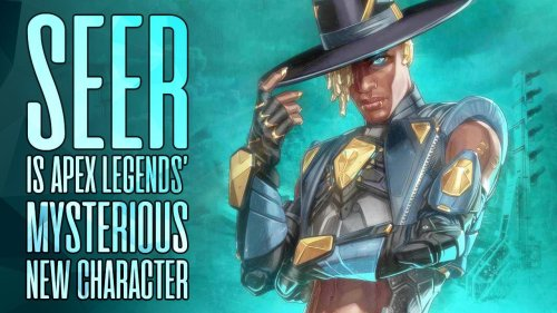 SEER is APEX LEGENDS' mysterious NEW character
