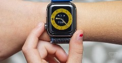 Discover apple smart watch