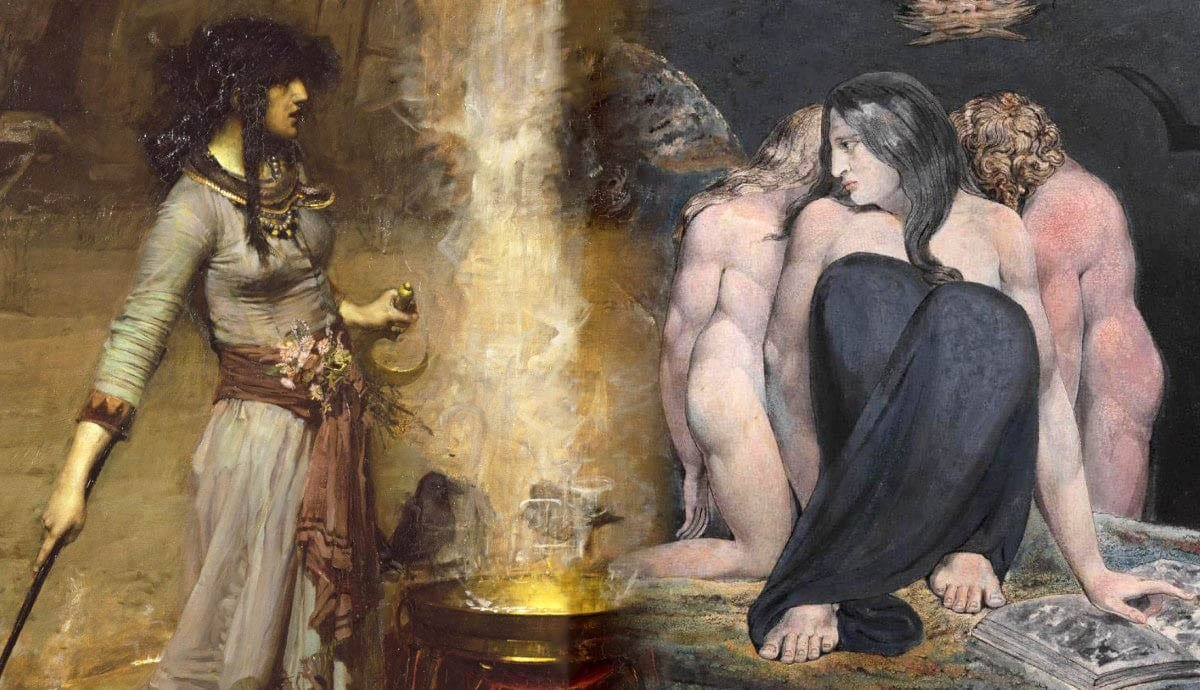 Hecate was the goddess of magic and witchcraft, and so much more.