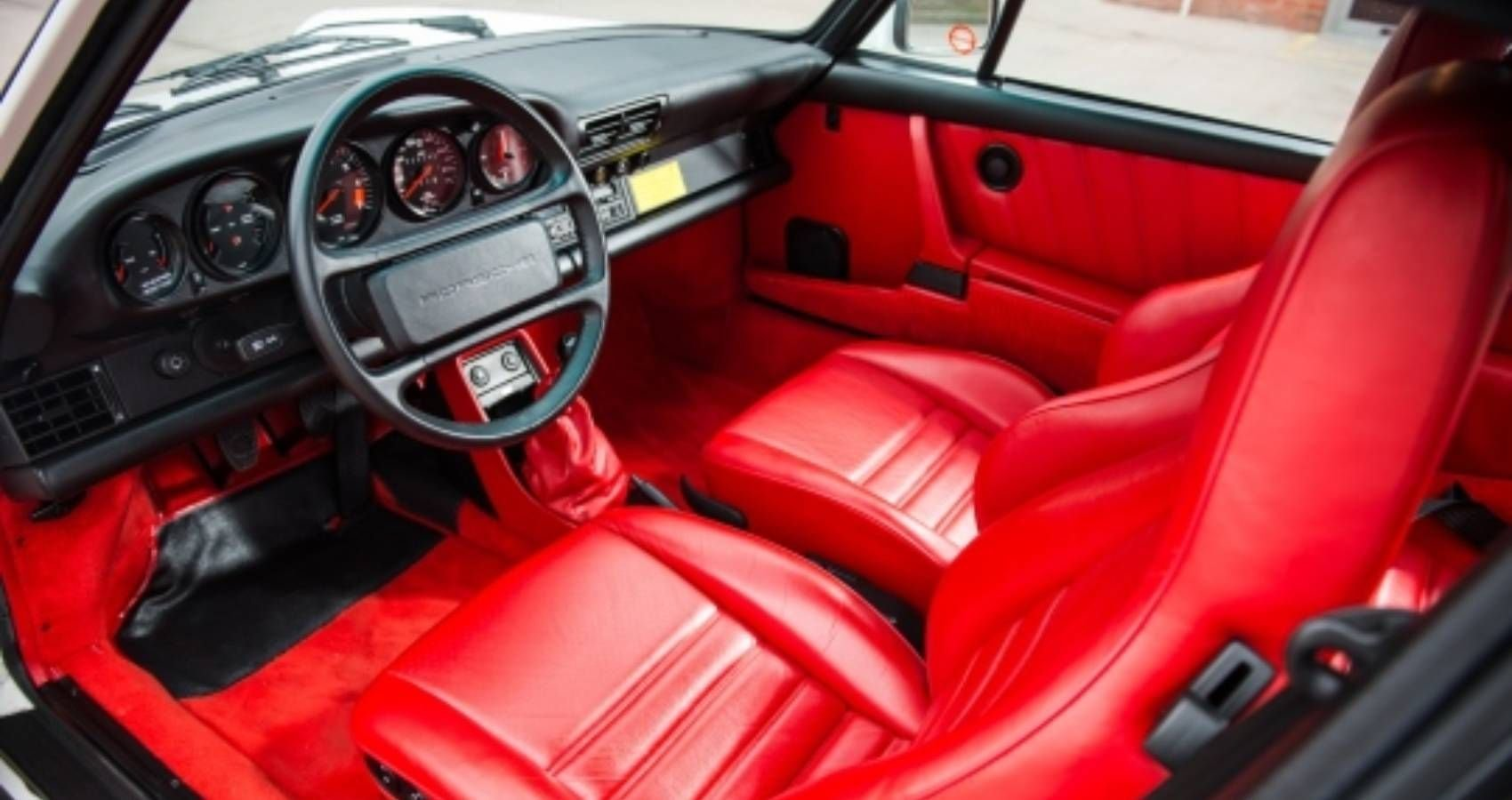 Here's What A 1984 Porsche 911 Carrera Is Worth Today
