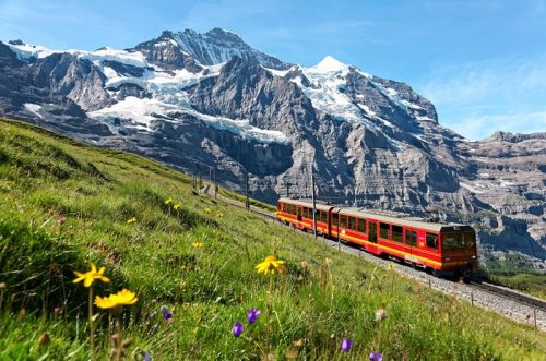 THE MOST BEAUTIFUL PLACES IN SWITZERLAND