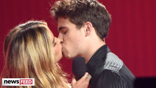 Addison Rae DISGUSTS Fans With Makeout Session At MTV Movie & TV Awards!