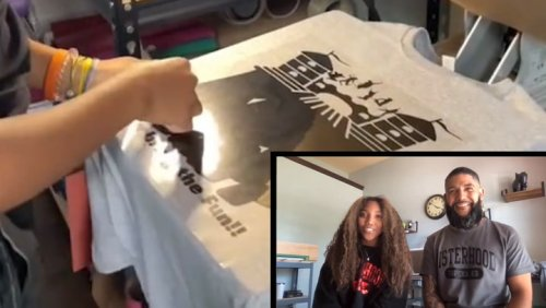 Teen Goes Viral With Custom T-Shirt Business — Joins RTM