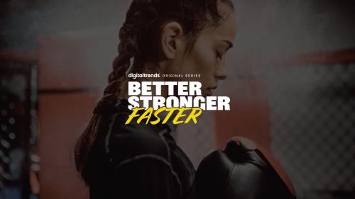 Olympics 2020: Better Stronger Faster