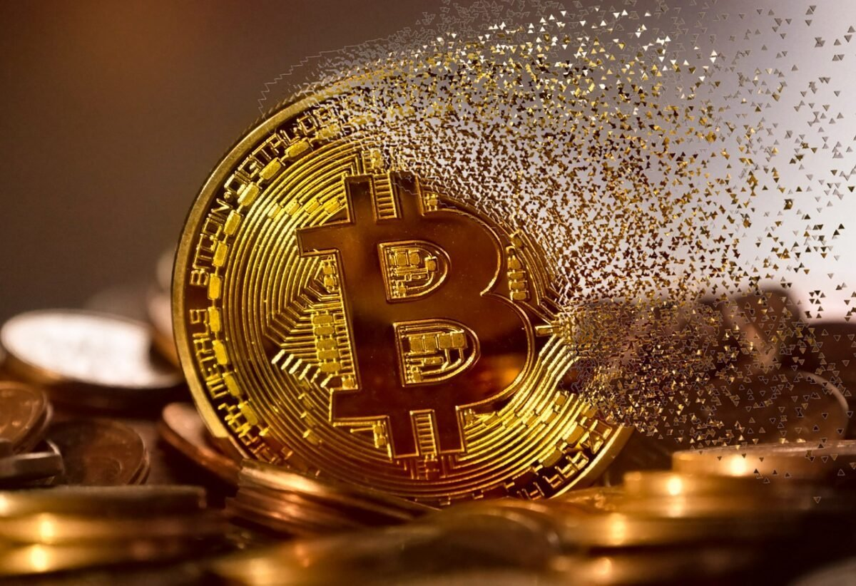 This phase of Bitcoin is coming to an end