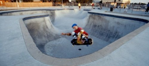Welcome To The World Of Skateboarding
