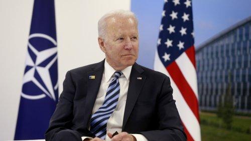 Biden To Reaffirm U.S. Commitment To NATO