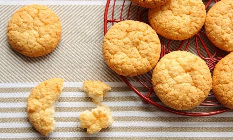 These Low-Carb Cookies Will Satisfy All of Your Cookie Cravings