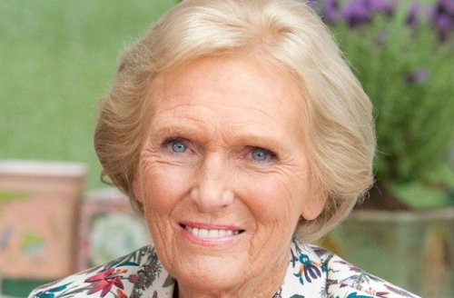 Mary Berry's Transformation Is Seriously Turning Heads