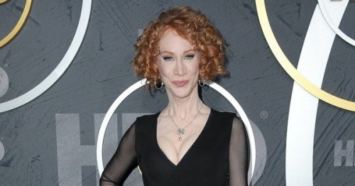 Kathy Griffin's Cancer Announcement Drew Both Support And Demand For An Apology