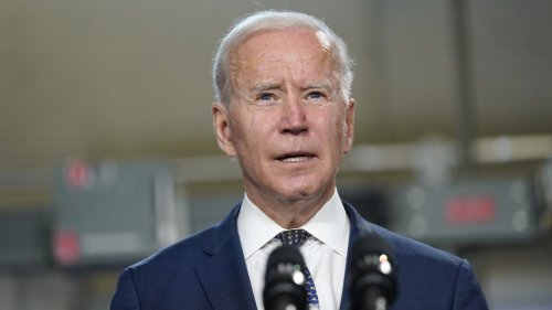 President Biden Travels The Country Touting Jobs And Family Plan