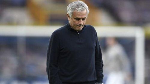 Tottenham sack Jose Mourinho