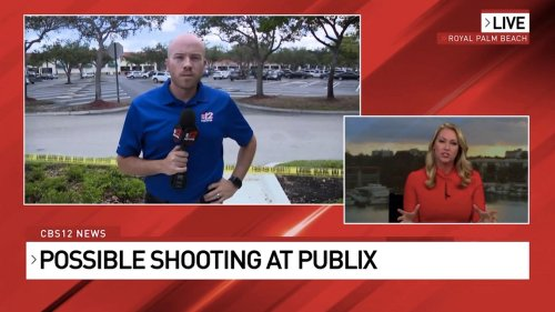 Three people dead in shooting at Publix