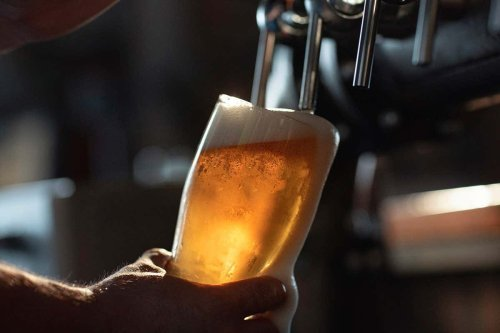 How many bubbles are in a pint of beer?