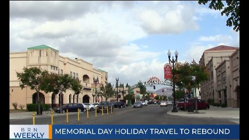 BRN Weekly   Memorial Day Holiday Travel to Rebound