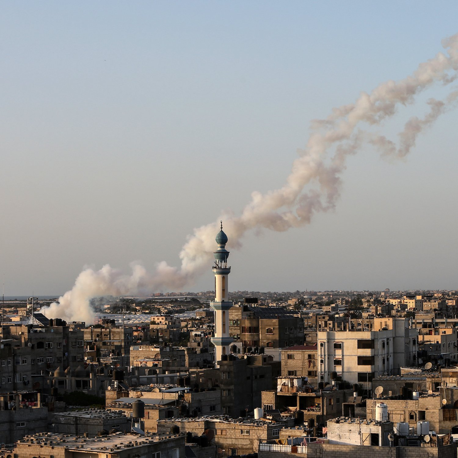 Listen: Israel-Hamas Ceasefire Takes Hold After 11 Days of Violence