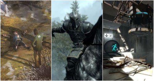 The 10 Best Single-Player PC Games