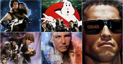 The greatest movies of the last 50 years - amazing films to watch
