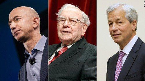 Amazon, JPMorgan and Berkshire's Plan to Disrupt Healthcare