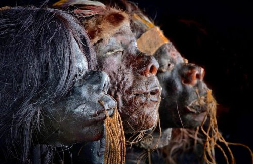 The Disturbing World of Real Shrunken Heads