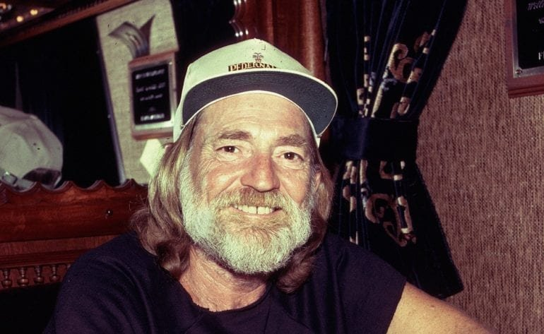 The Story Of Willie Nelson's Legendary 9-Hour Sex Marathon (Featuring A Backwards Somersault)