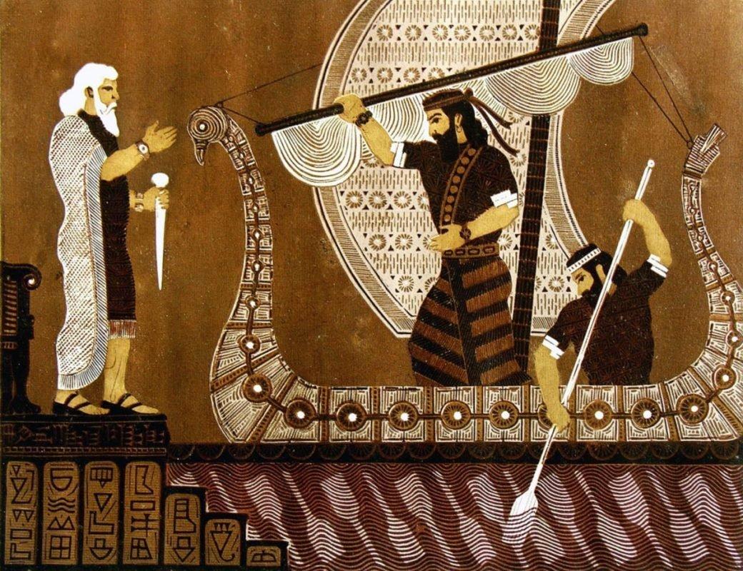 The Epic of Gilgamesh: The Original Story of Noah's Ark