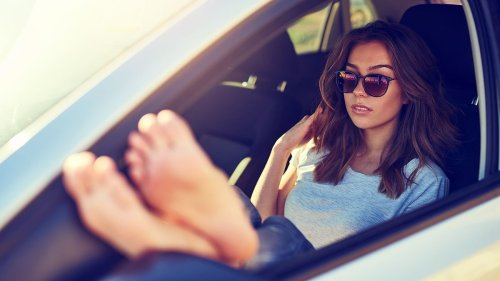 Is Driving Barefoot Illegal? — Plus Other Driving Misconceptions