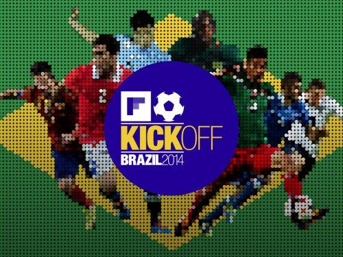 Brazil 2014: Team Magazines cover image
